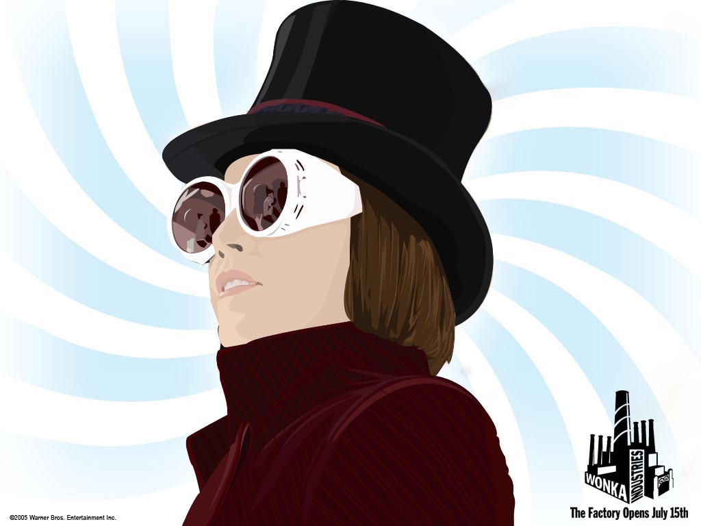 willy wonka by ryanlockley