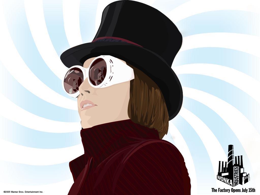 willy wonka by ryanlockley
