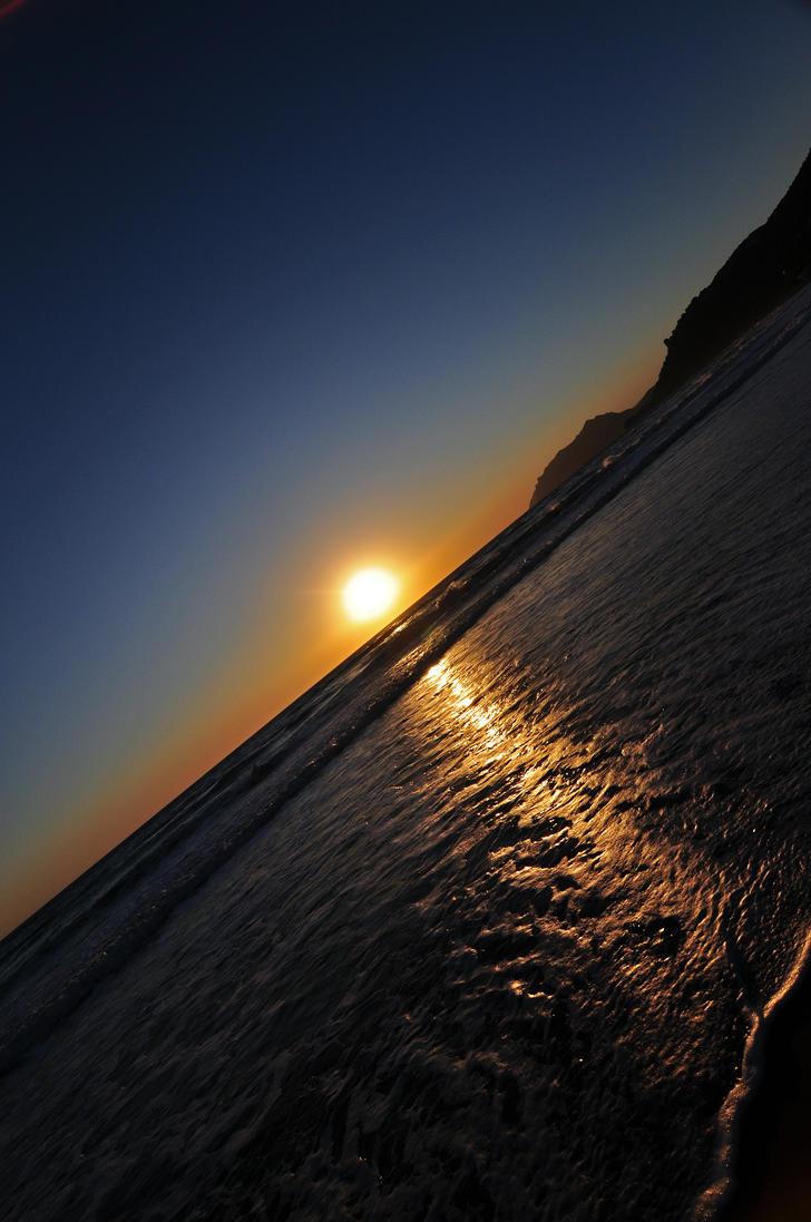Sunset by Ionut-Alexandru