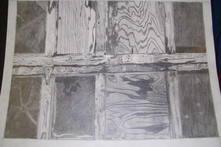 The Old Garage Door