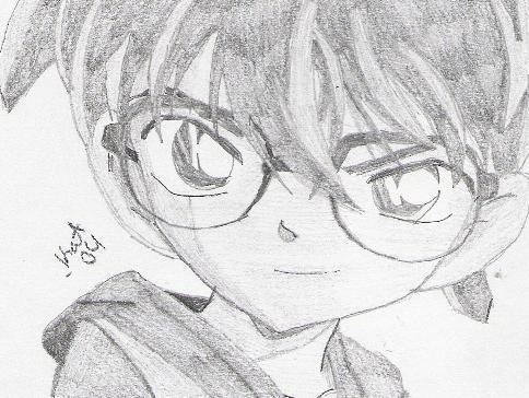 Conan Edogawa by TeamRocket