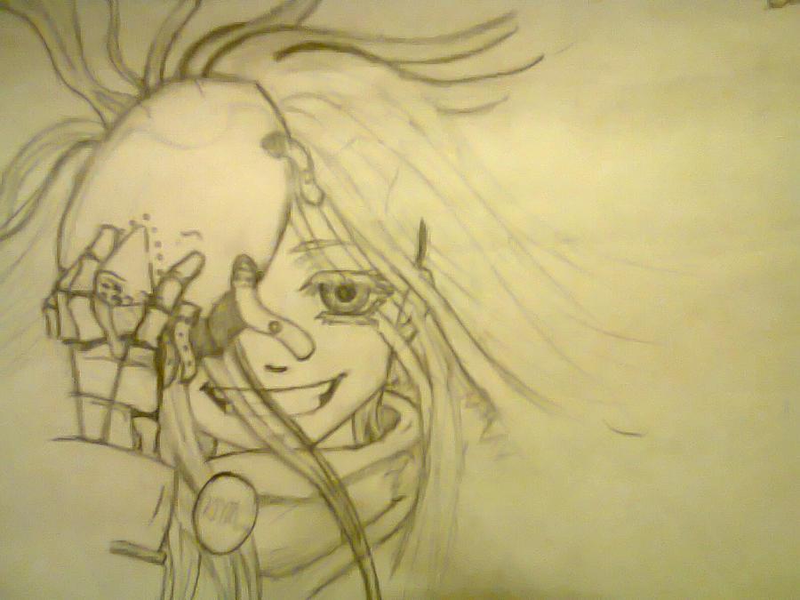 Shiro [Deadman Wonderland] by Yami0323