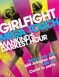 Arlington gig poster - 7-24-09