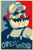 Obey me, Wario
