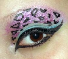 Leopard makeup by MagicFreakingMarker