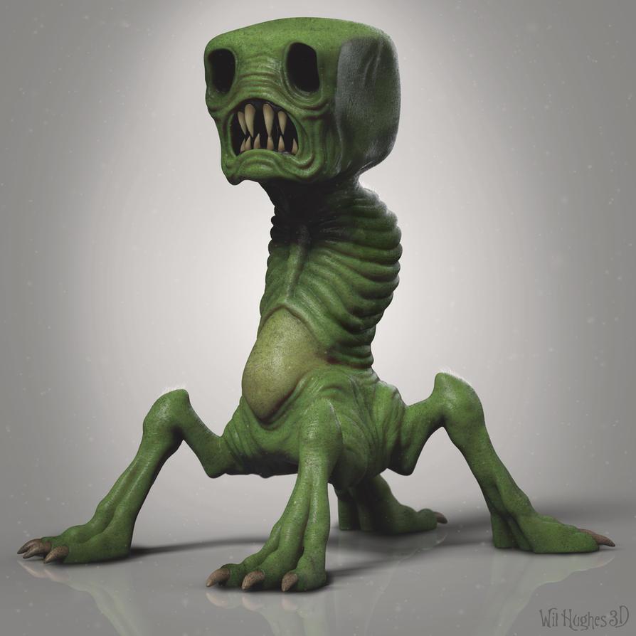 Creeper by 90swil