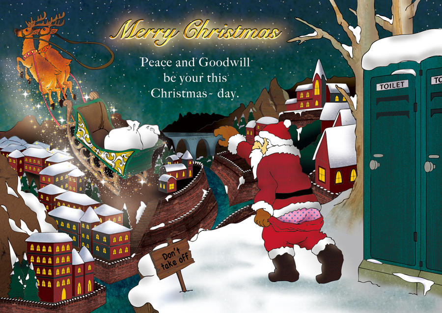 Christmas greeting by takihisa on deviantart christmas greeting by takihisa m4hsunfo