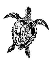 Honu (tribal sea turtle)