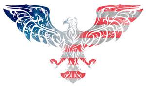 Tribal Eagle USA.col