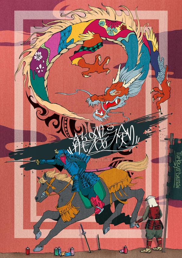 Sengoku Graffiti