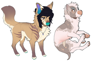some dogies by voegel