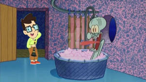 Jared Shapiro Drops By Squidwards House
