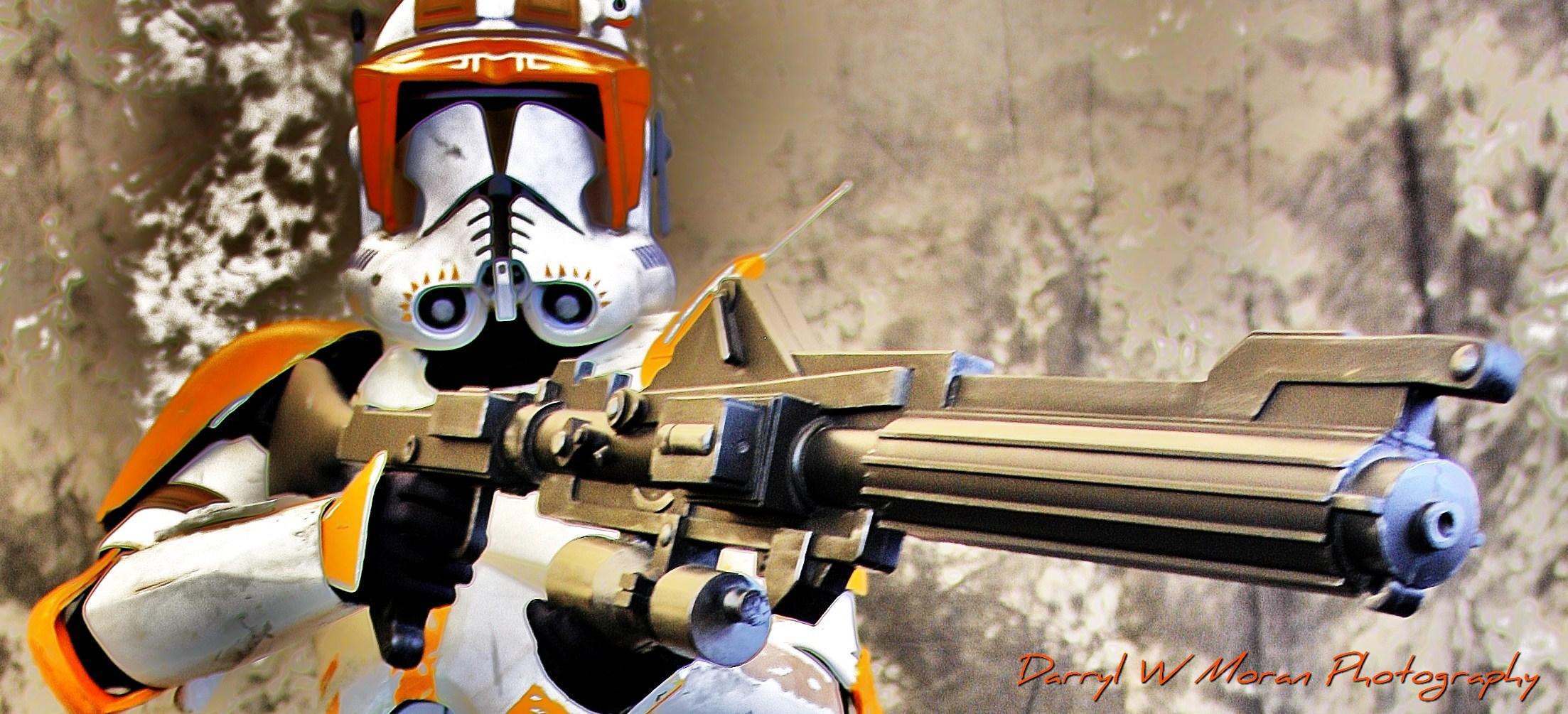 Star Wars Commander Cody by DWMoran