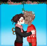 Mistletoe Meme: Benvolio and Melody