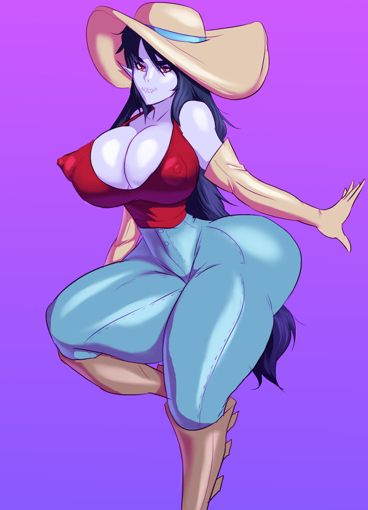 Marceline booty