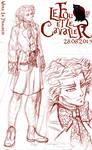 Le Fou et le Cavalier - Chapitre I - Tarrant WIP by Hoshiro-Ryuko