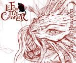 Le Fou et le Cavalier - Chap I - Jabberwocky WIP by Hoshiro-Ryuko