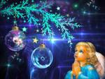 Merry Christmas by Iwuchska