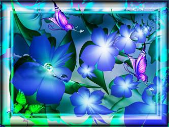 Violet summer.