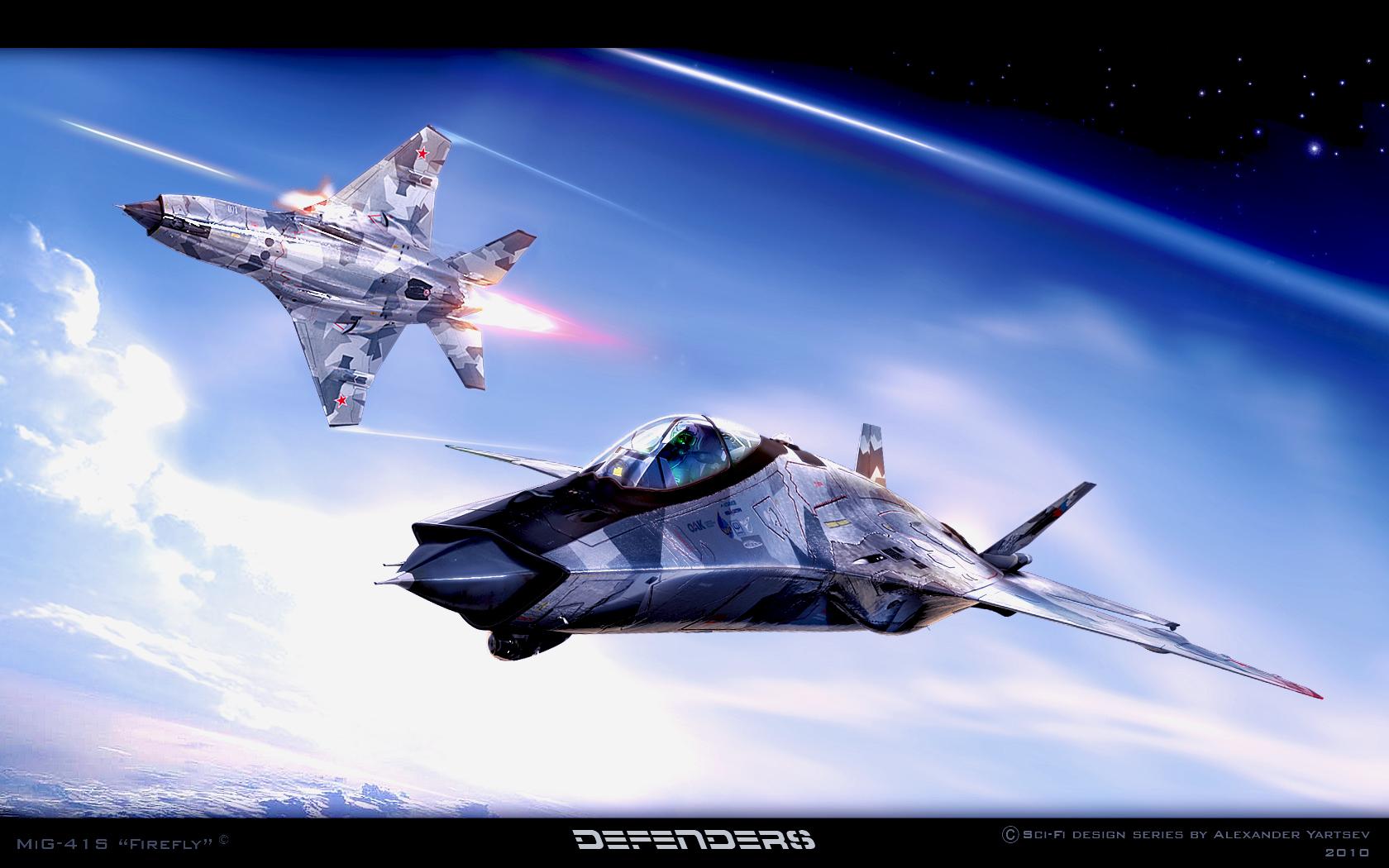 MiG-41 Garuda/Phantom/FALKEN-A by slowusaurus on DeviantArt
