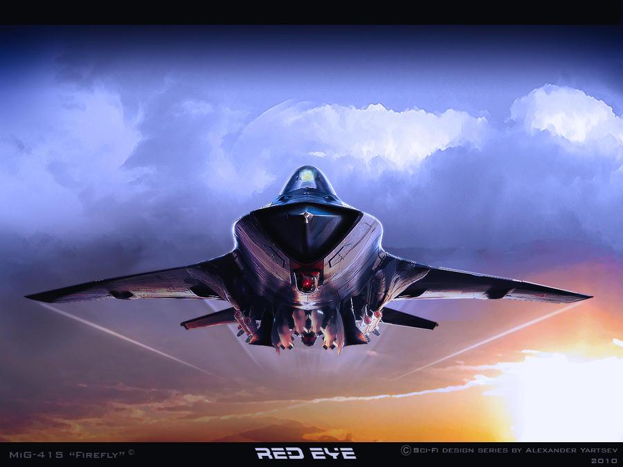 """MiG-41S """"Firefly"""" by ABiator"""