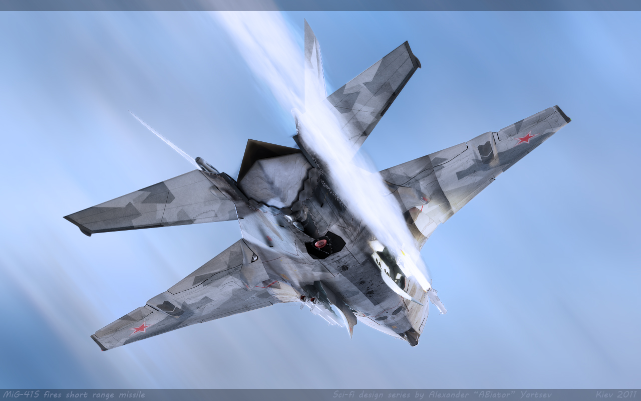 MiG-41 – Mikoyan is developing a new, faster Mach 4  interceptor ...