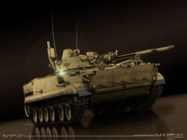 BMP-3M by RenderDock