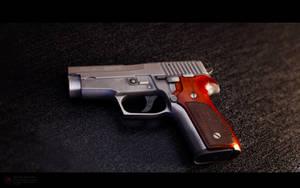 SigSauer P228 by RenderDock