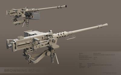 Browning M2 greypage