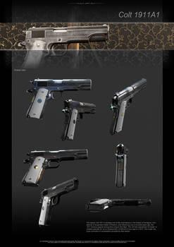 Colt1911A1 profile 1