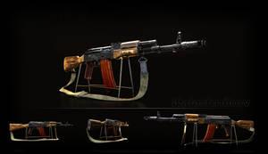 Kalashnikov AK-74N