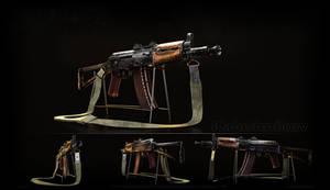 Kalashnikov AKS-74U