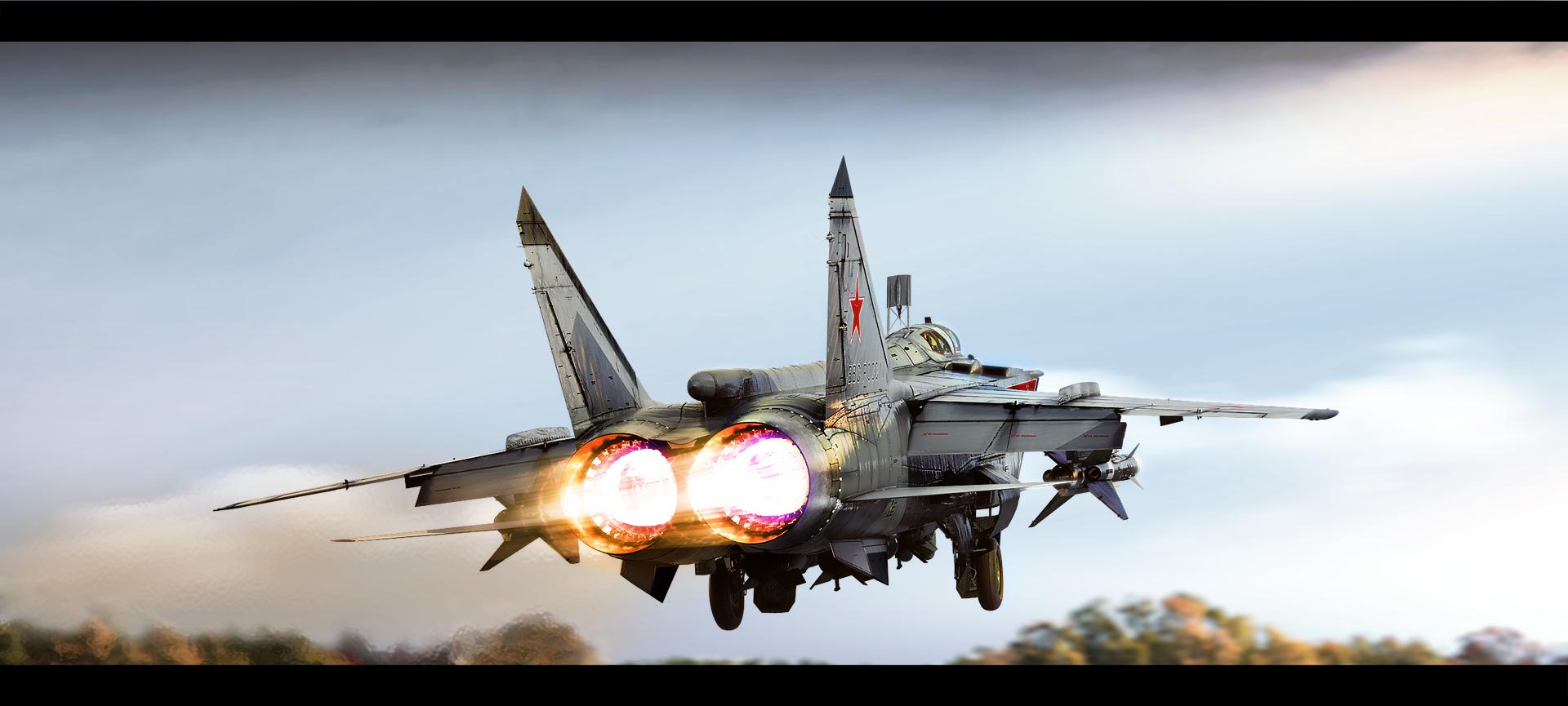 Afterburner 304 kN by ABiator