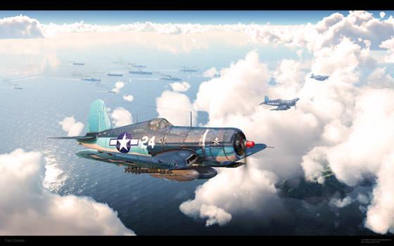 Armada. F4U Corsair.