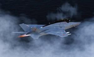 MiG-41KUB Fulmar-C