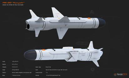 Kh-35U Uran (AS-20 Kayak)