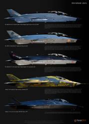 MiG-41 International colors Vol: 1