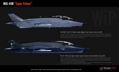 Mig-41M Fulmar-E+