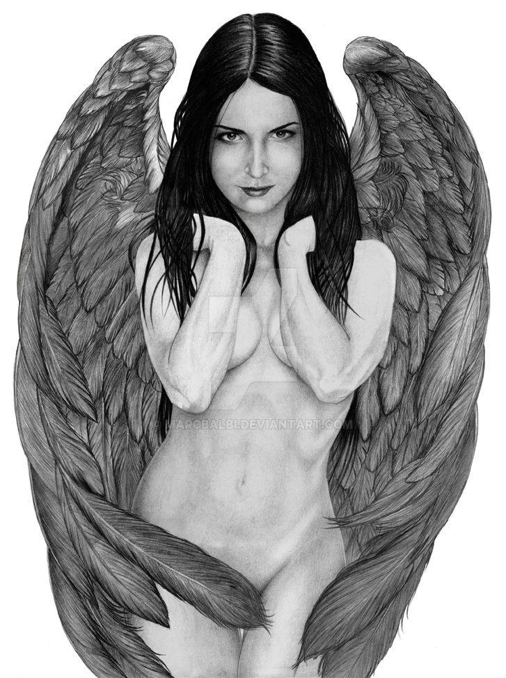 Angel by marcbalbi