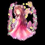 (SPEEDPAINT!!) Maria-nechan Request