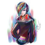 {Comm} Sketchie Rainbows -NerdyBiscuits105-