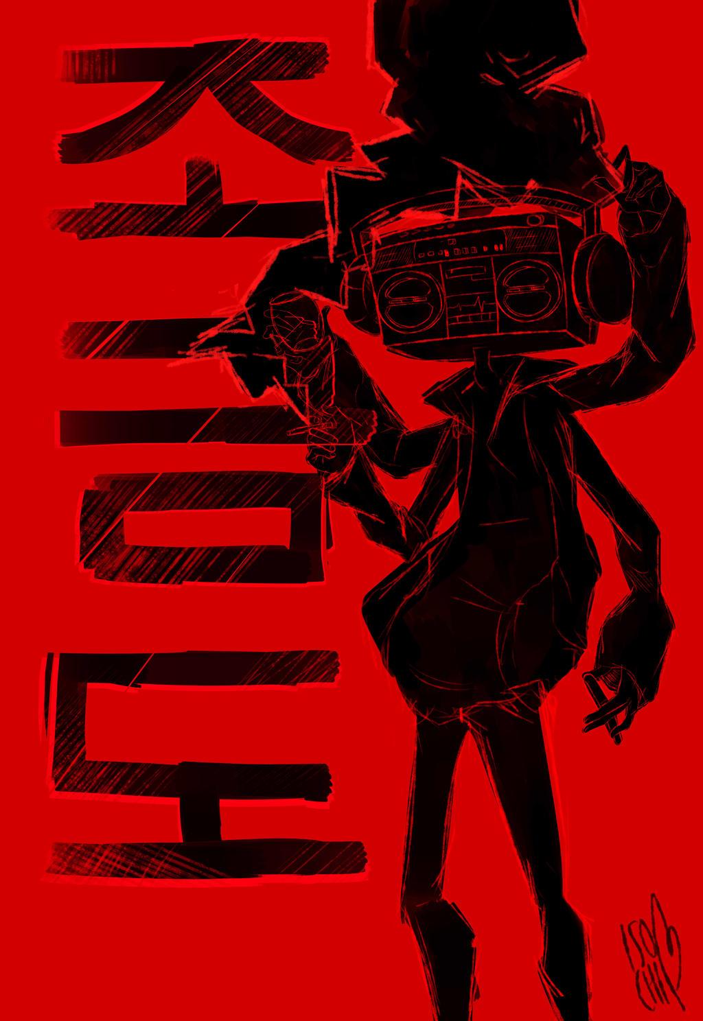 | R A D I O - H E A D | by IsoChi