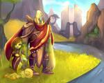 -CM: Slime Knights -