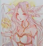 Aurelia, Golden Feather