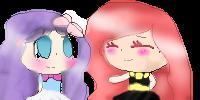 me and mimru :3 by XxKitty-MoewxX