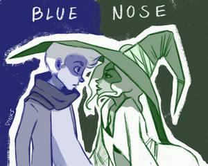 Blue Nose and Veronica