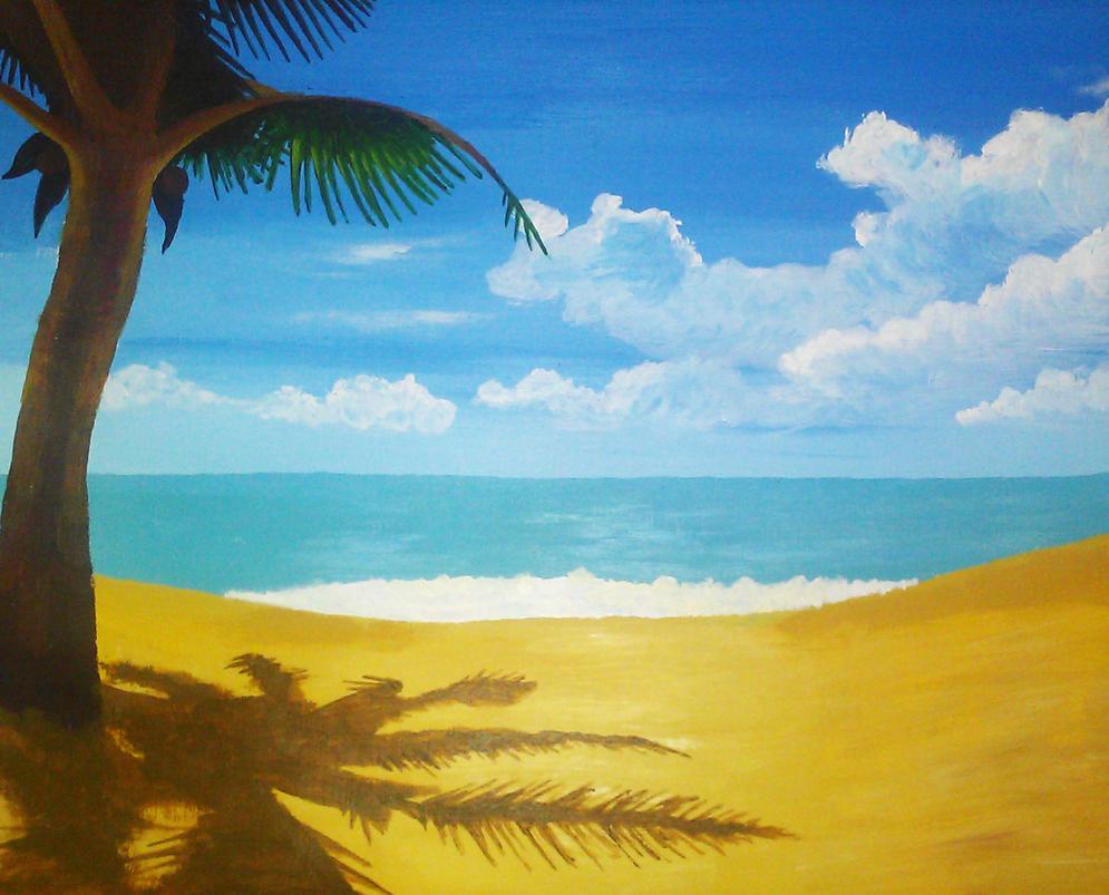 tropical beach wallpaper 120 - photo #28