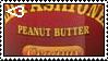 Peanut Butter Stamp by Zarkanorf-Vecurk