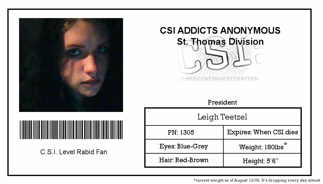 csi identification by ryvir on deviantart