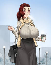 Casual Ayako